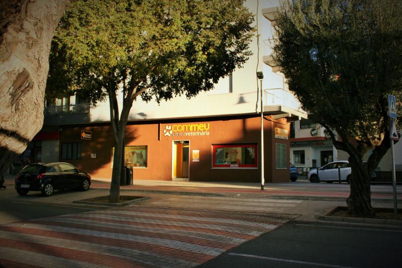 Clínica veterinaria commeu , L'alcudia - Valencia