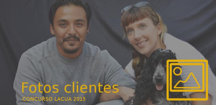 CONCURSO LACUA 2015 – FOTOS DE LOS CLIENTES QUE ASISTIERON Y PARTICIPARON EN EL CONCURSO